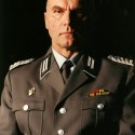 Actor Gunter Walch plays West German General Karl Frohm