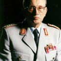 Actor Klaus Schleiff plays East German Colonel Wofgang Hecker