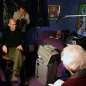 Robert Stone, camerman Nelson Hume, interview Norman Mailer