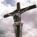 Alien on the Cross